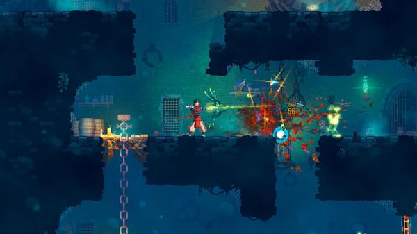 Steam《死亡细胞》打地鼠更新上线 增加3种新武器