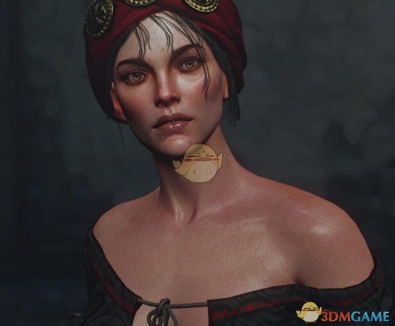 《巫师3:狂猎》精灵角色美化MOD