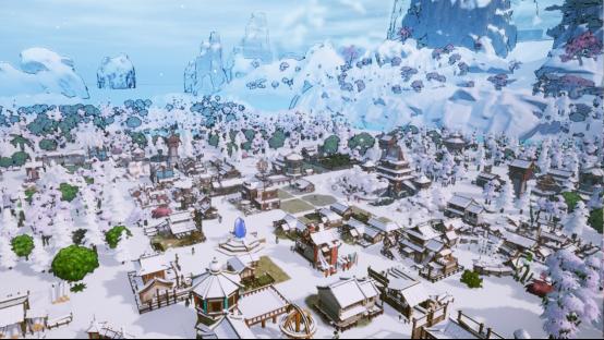 国风模拟经营单机《天神镇》更多玩法内容公开 新试玩4月下旬开放