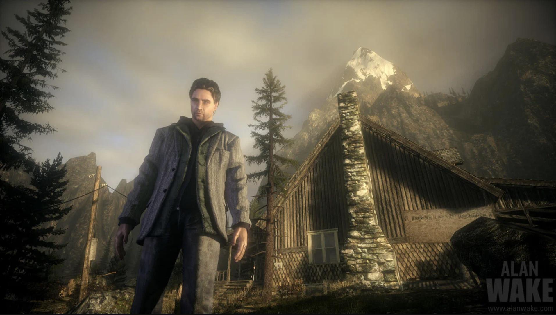 传《心灵杀手2》正在开发中 Epic负责发行