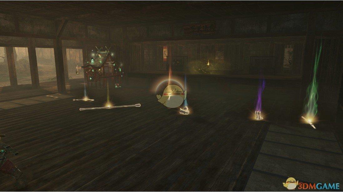 《仁王2》更简洁的战斗特效MOD
