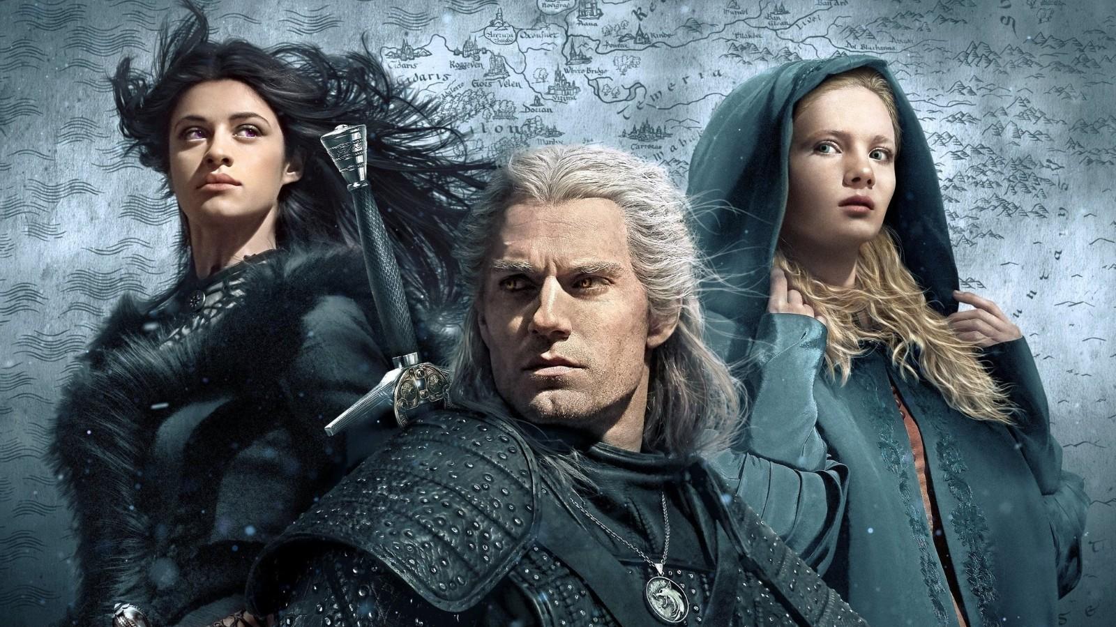 《巫师》第二季拍摄工作已结束 2021年上线