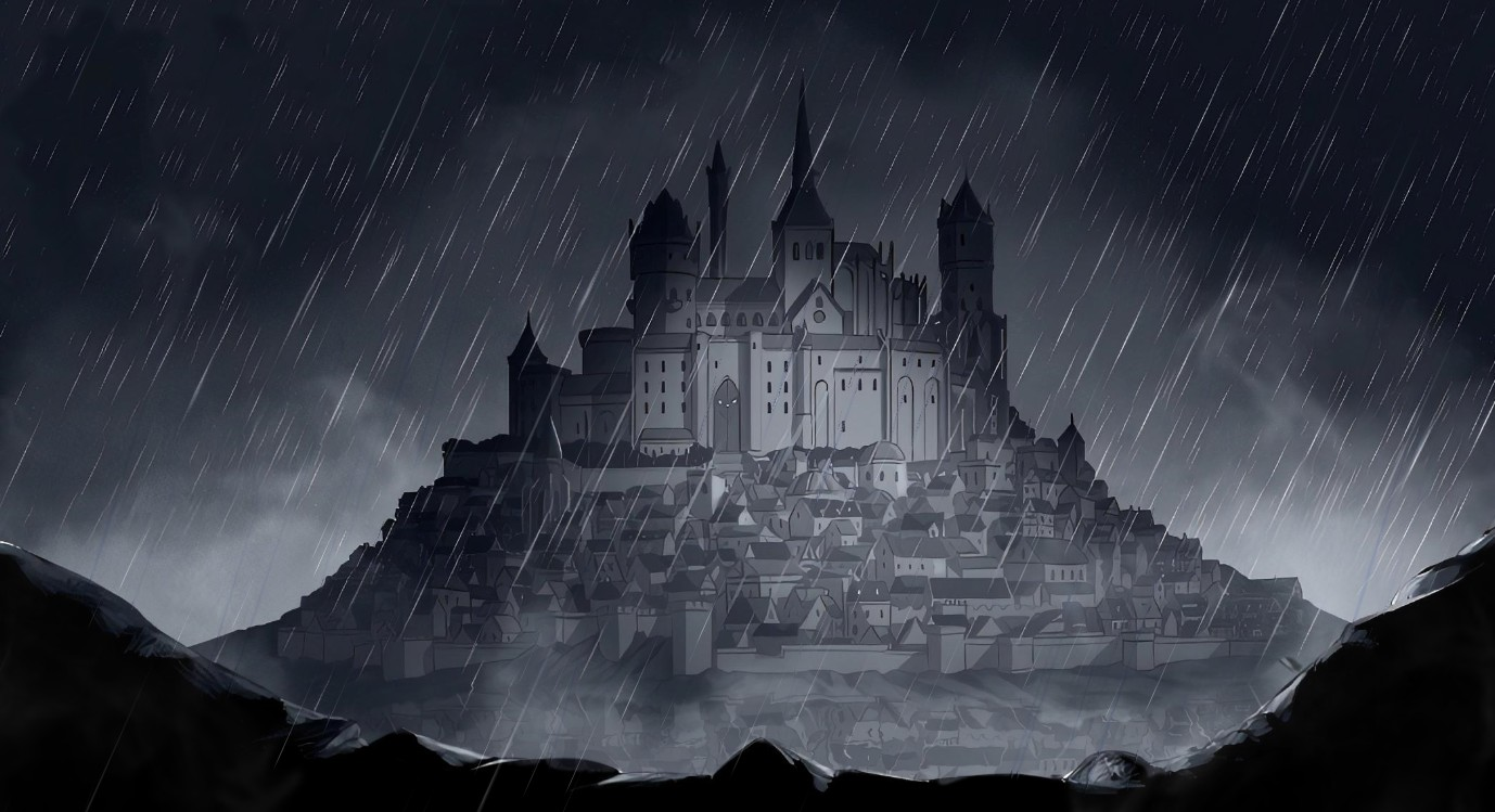 《Wallpaper Engine》传说之下 - 城堡动态壁纸