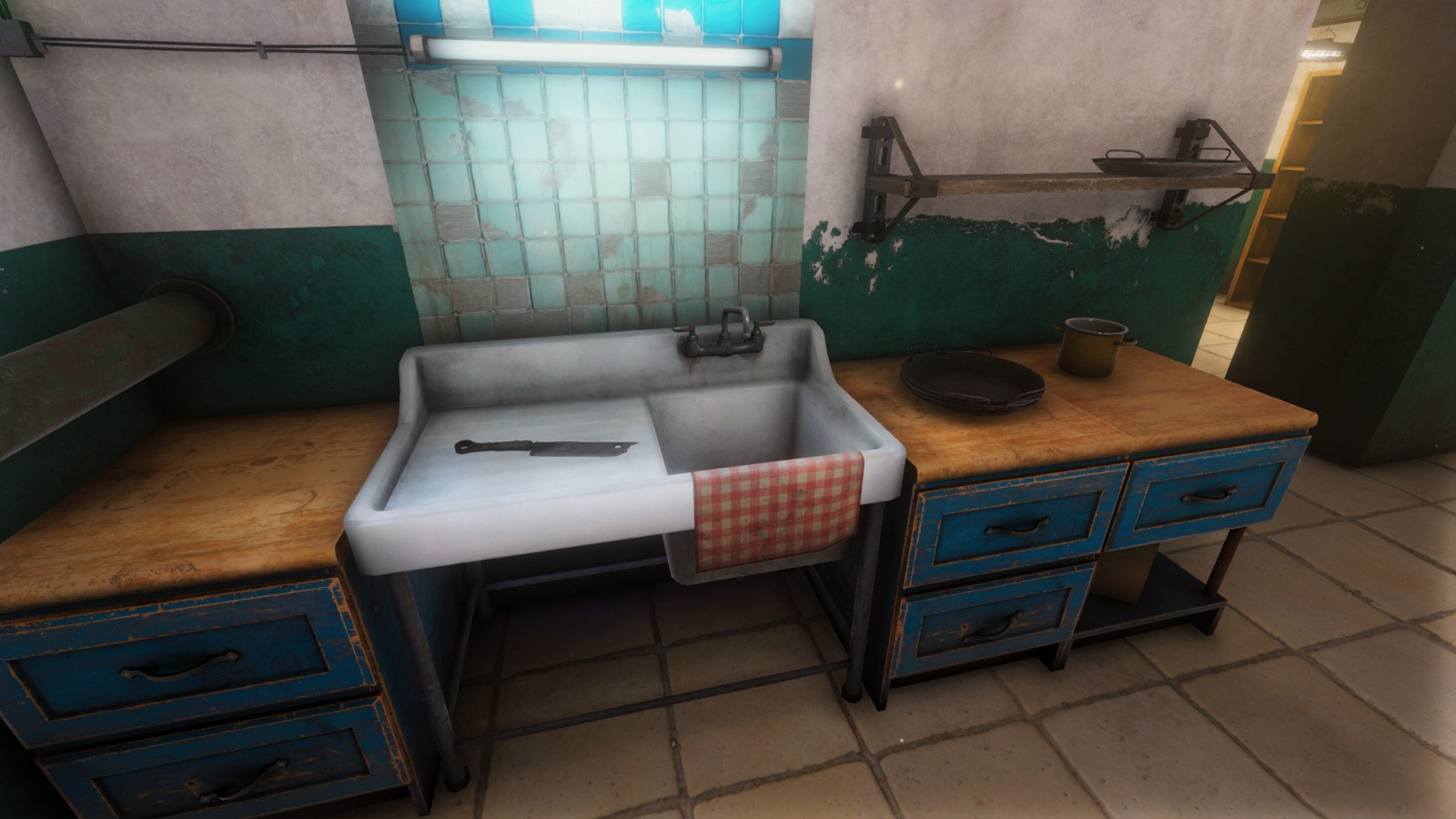 """料理模拟器 DLC""""避难所""""上架Steam 支持简中"""