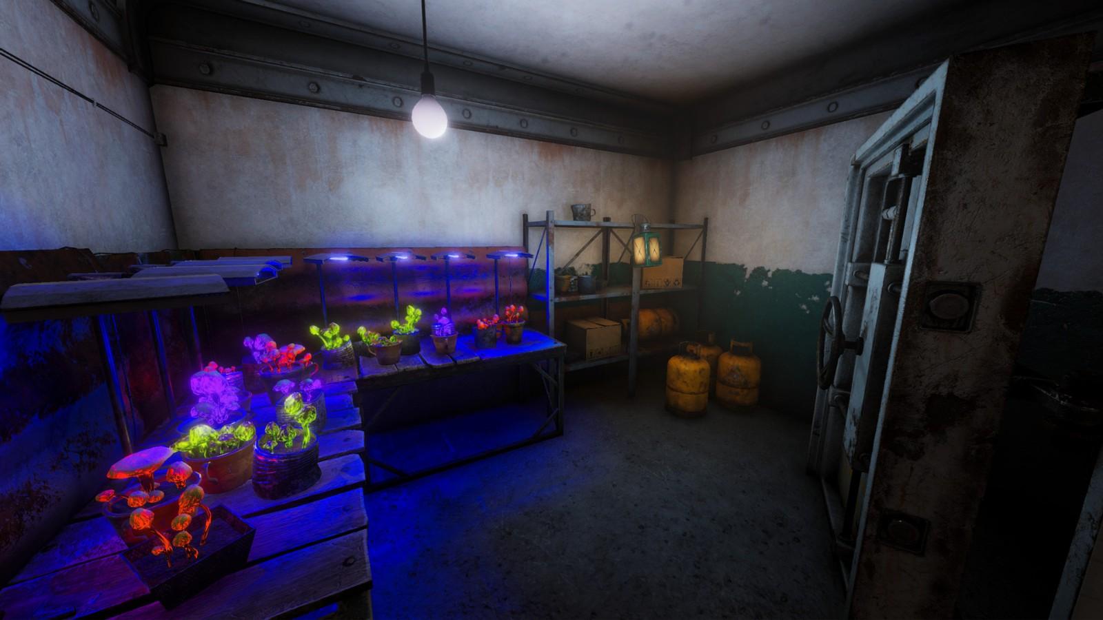 """《料理模拟器》DLC""""避难所""""上架Steam 支持简中"""