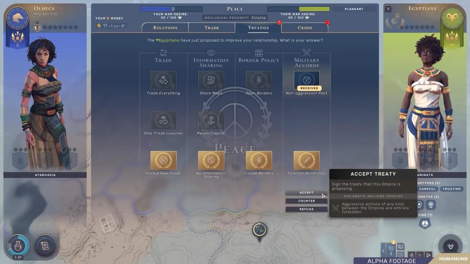 世嘉《人类》新视频公布 重点展示外交功能
