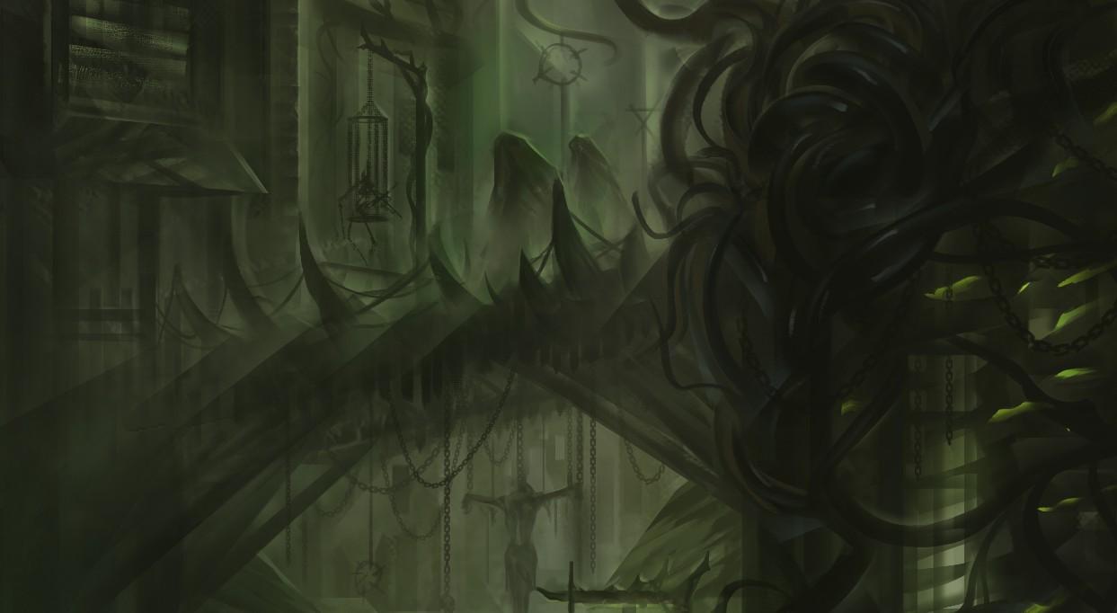 《Wallpaper Engine》莫德海姆诅咒之城动态壁纸