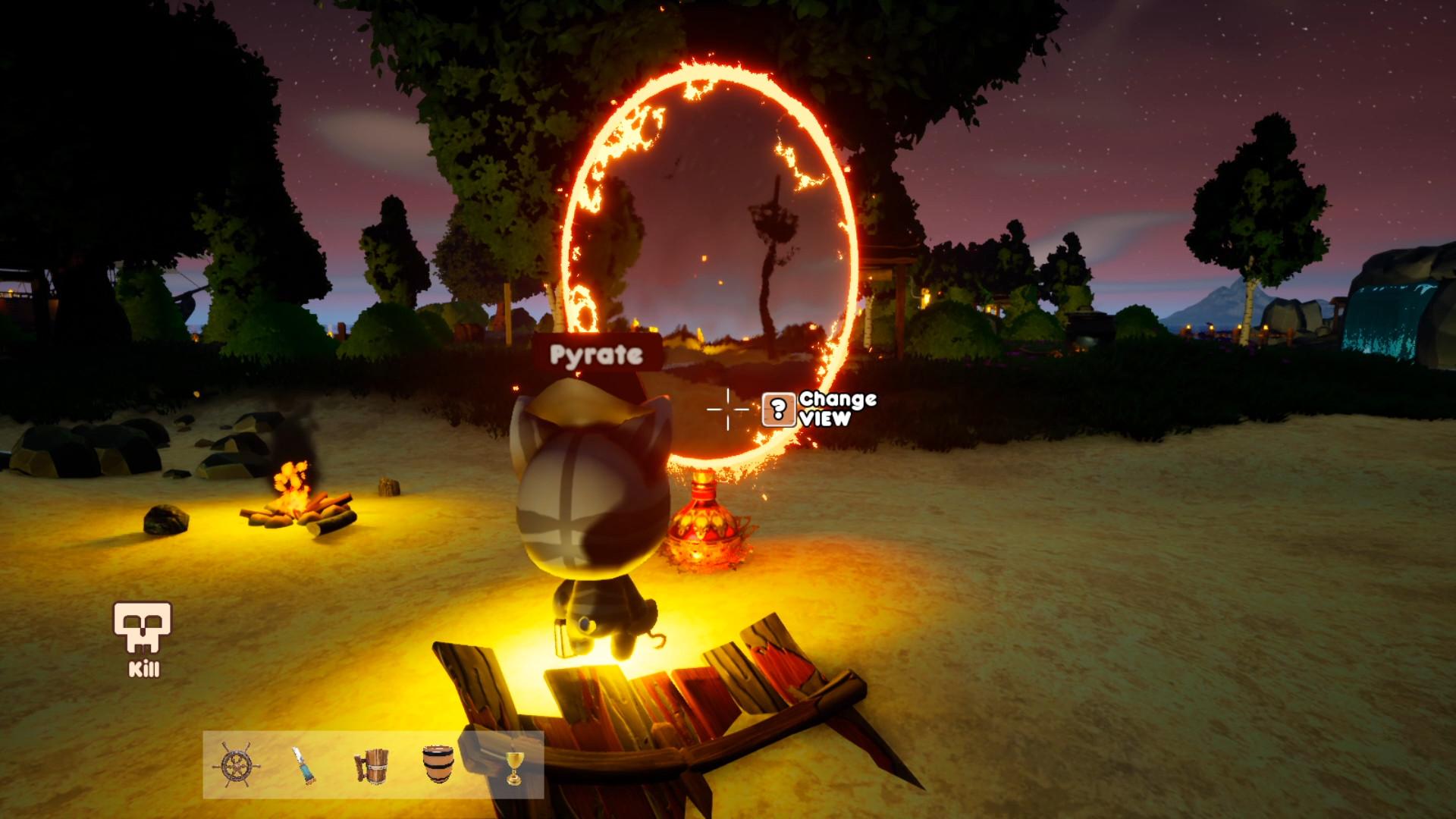 第三人称多人在线卡通生存游戏《求生谎言岛》现已上架Steam 支持简体中文