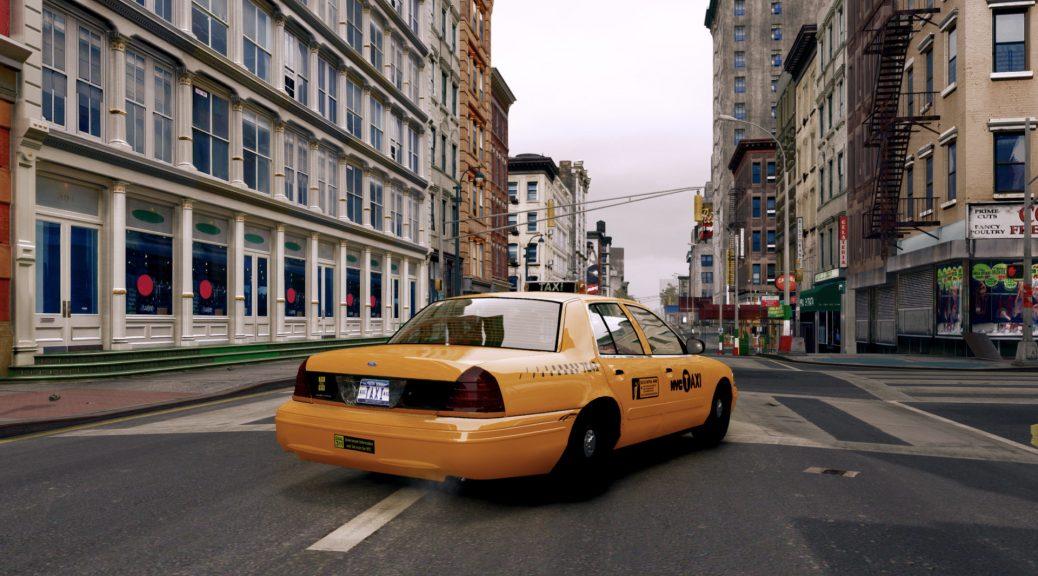 这款MOD可让玩家重温《侠盗猎车4》多人模式 提供动态下雪/融雪系统