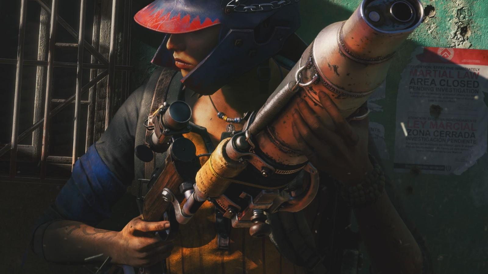 《孤岛惊魂6》将展示激动人心的内容 玩家还需等待