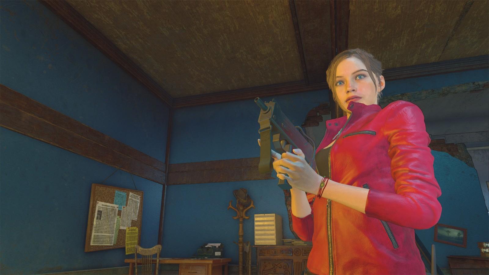 《生化危机Re:Verse》测试版上线Steam 4月8日公测