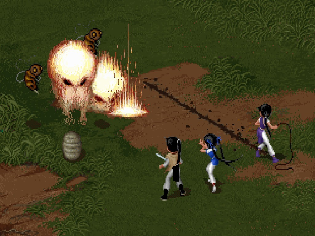 经典游戏《仙剑奇侠传1》上架Steam平台 4月15发售