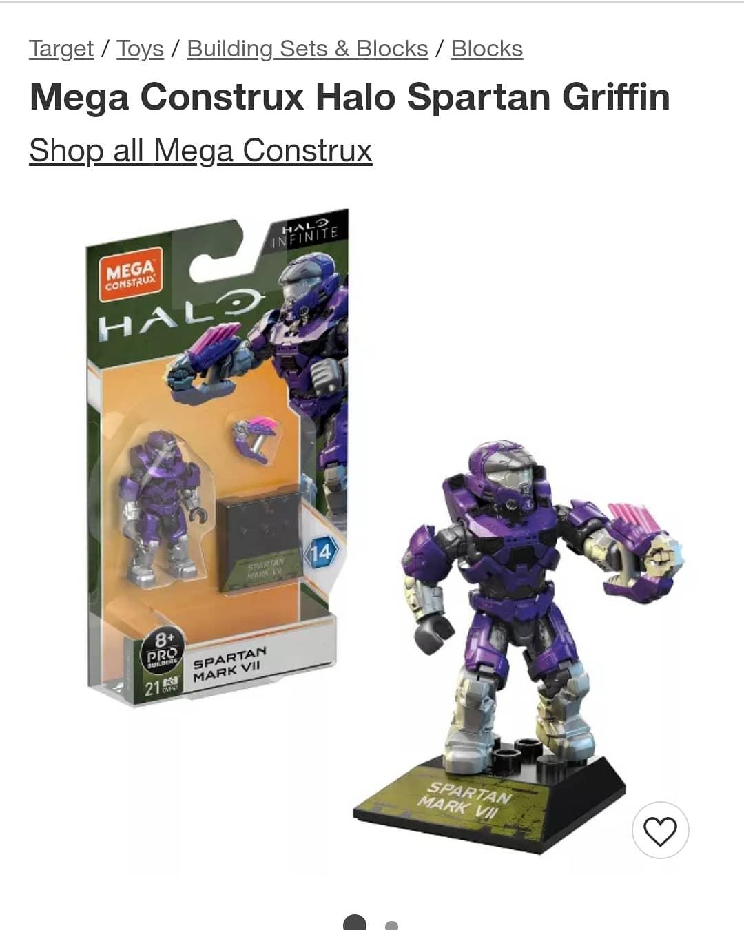 玩具泄露《光环:无限》两位新斯巴达战士