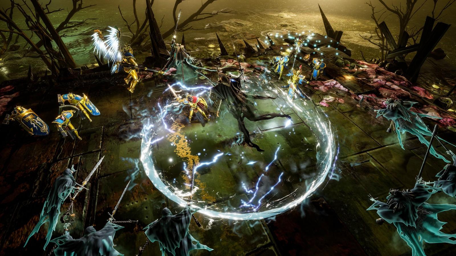 《战锤西格玛时代:风暴之地》Steam开启预购 国区125.8元