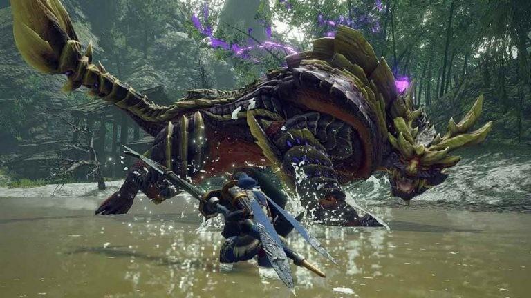 网传《怪物猎人:崛起》G位将加入大量新内容