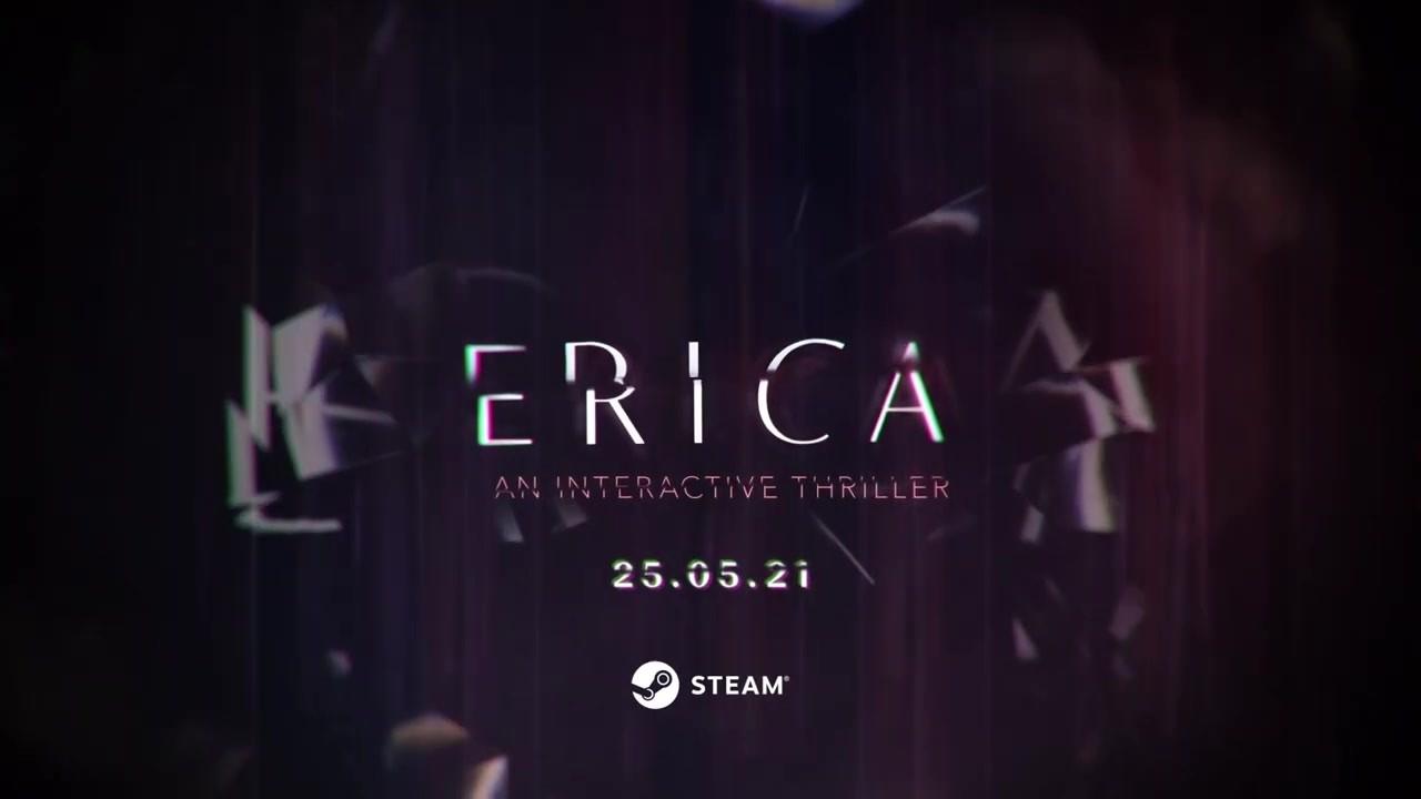 真人实景恐怖游戏《艾瑞卡》PC版5月25日推出