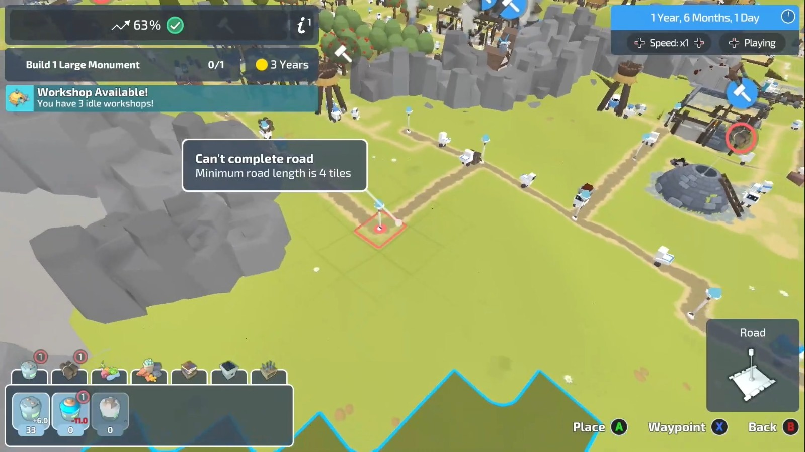 特别好评模拟经营游戏《殖民者》5月4日登陆主机