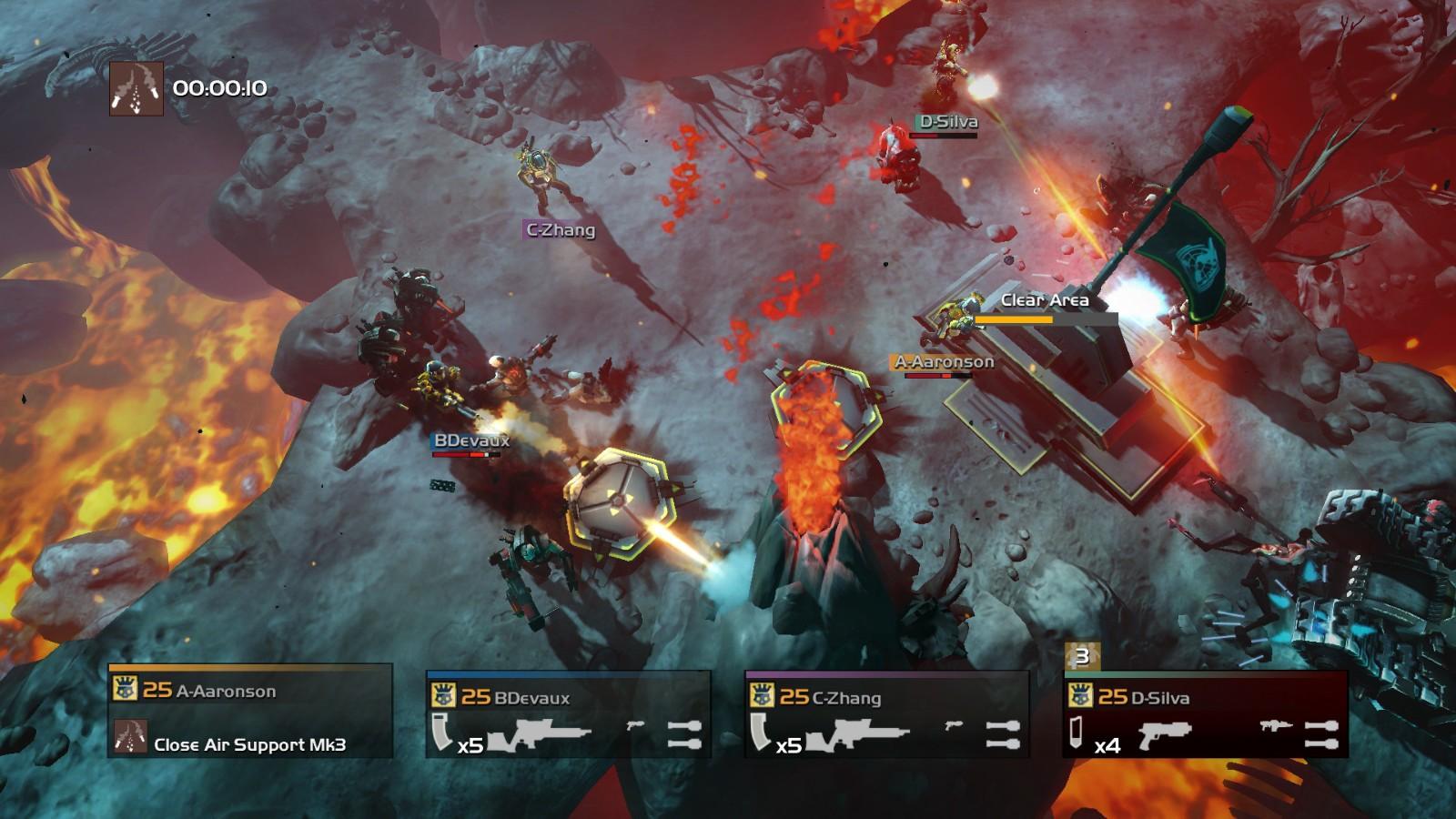 《绝地潜兵》Steam新史低促销 仅售34元