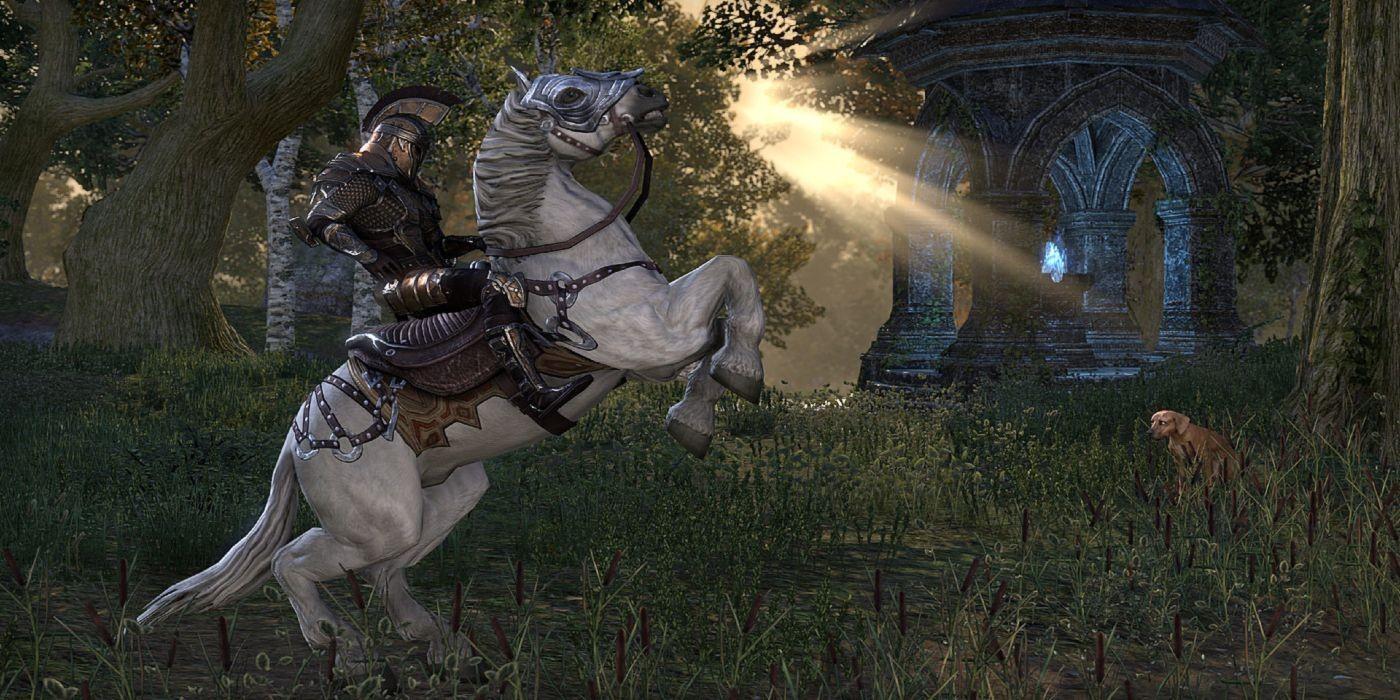 网传《上古卷轴6》包含生存机制 加入新魔法系统