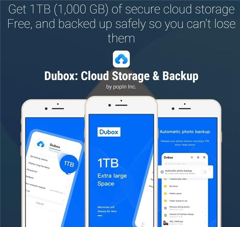 百度网盘海外版改名为TeraBox 体现了大存储空间特点