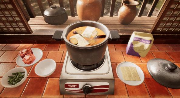做饭模拟新游《Soup Pot》上架Steam 今年上市