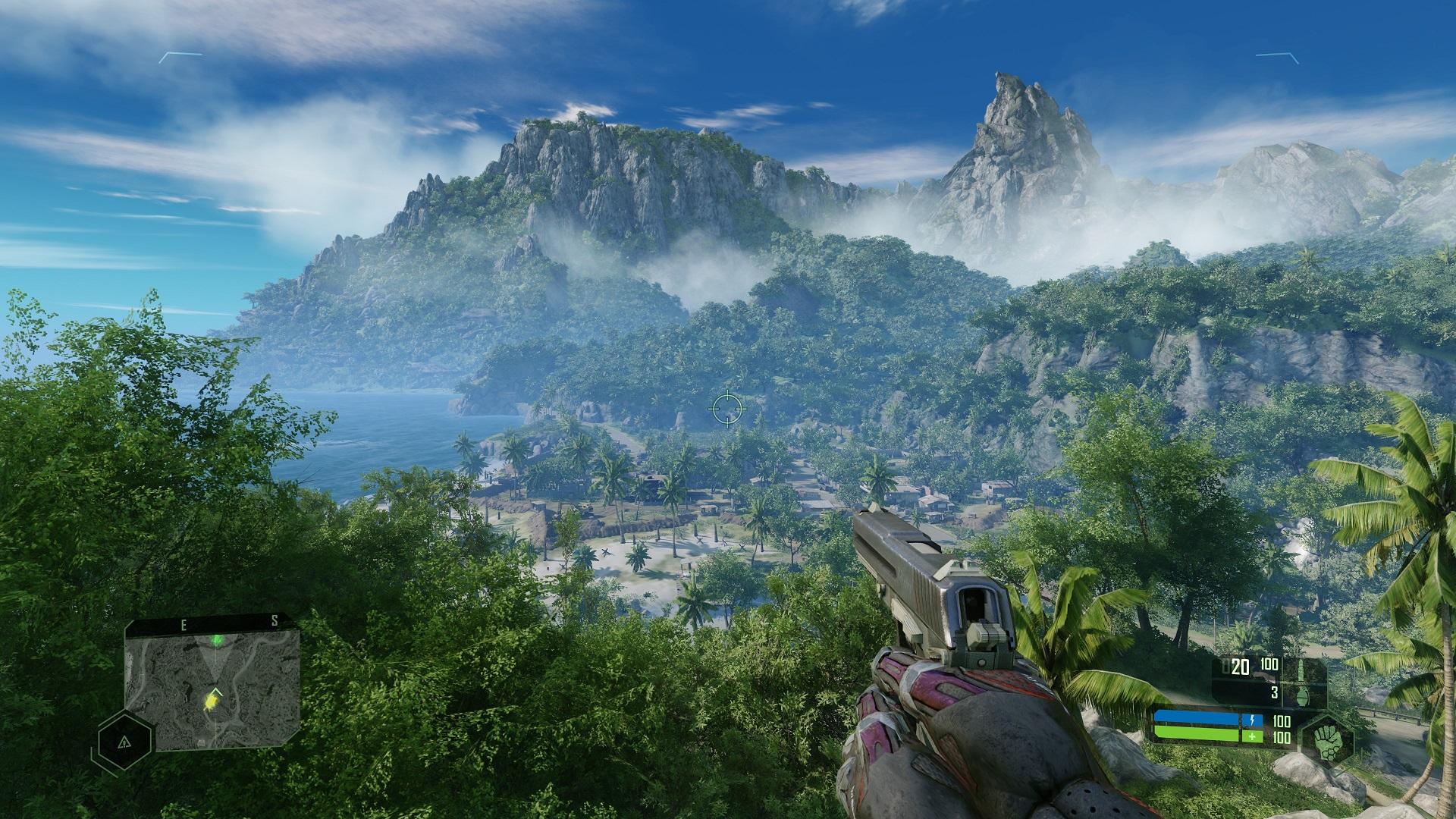 《孤岛危机:重制版》PS5、Xbox版新增画面设定 更加精细