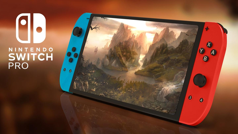 任天堂新固件曝光新款Switch:支持4K稳了