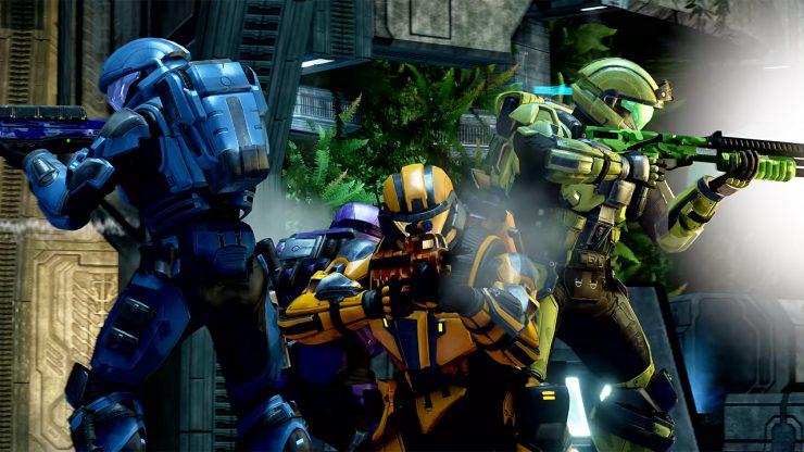 《光环:士官长合集》第六赛季上线 Xbox玩家可用键鼠游玩