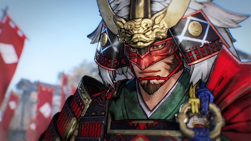 《战国无双5》新武将正式公布 龙虎军神登场亮相