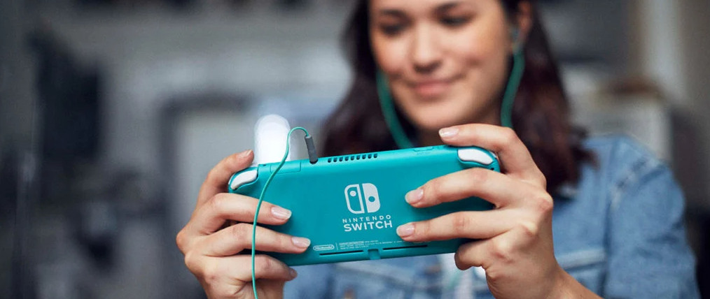 任天堂Switch最近的更新可能支持蓝牙音频
