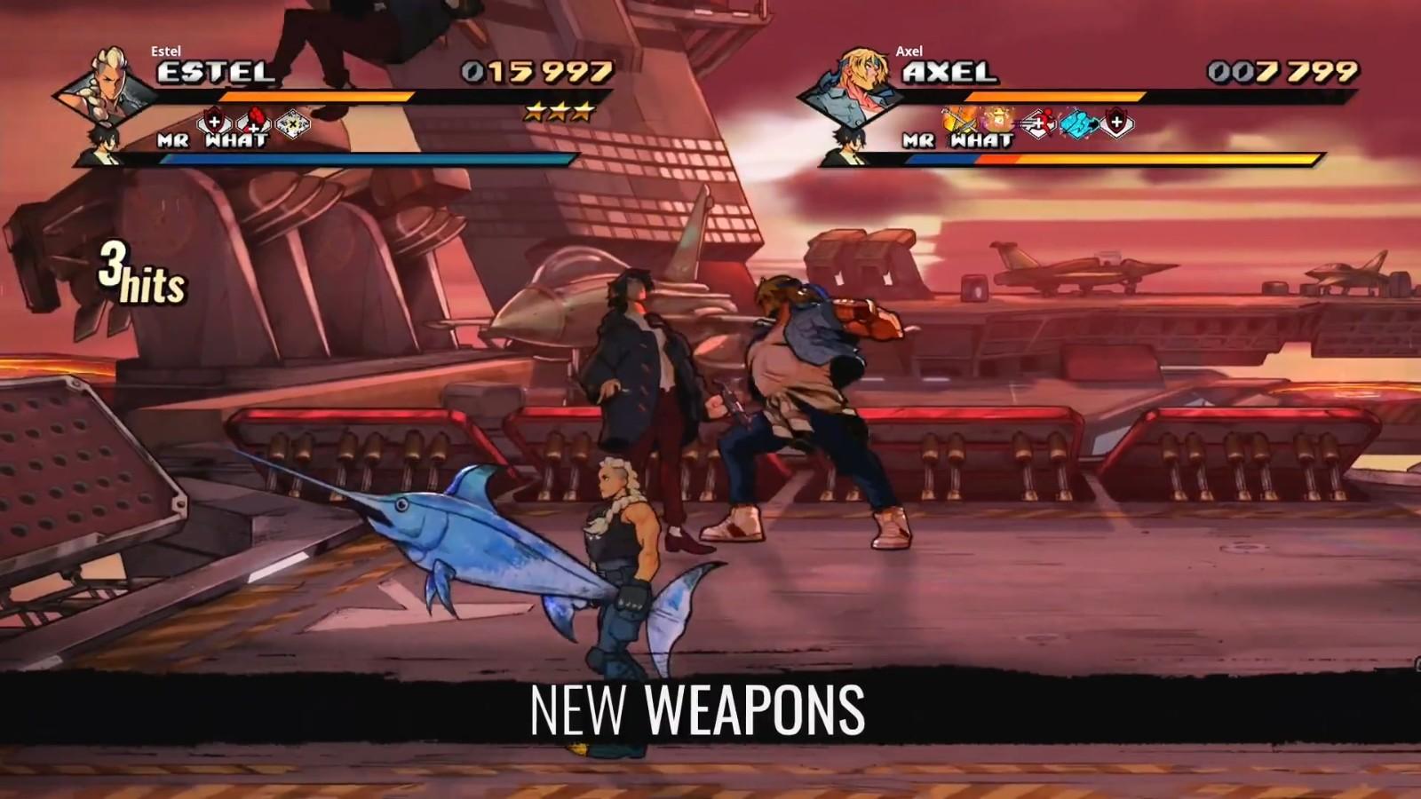 """《怒之铁拳4》DLC""""X噩梦先生""""公布 游戏下载量破250万"""