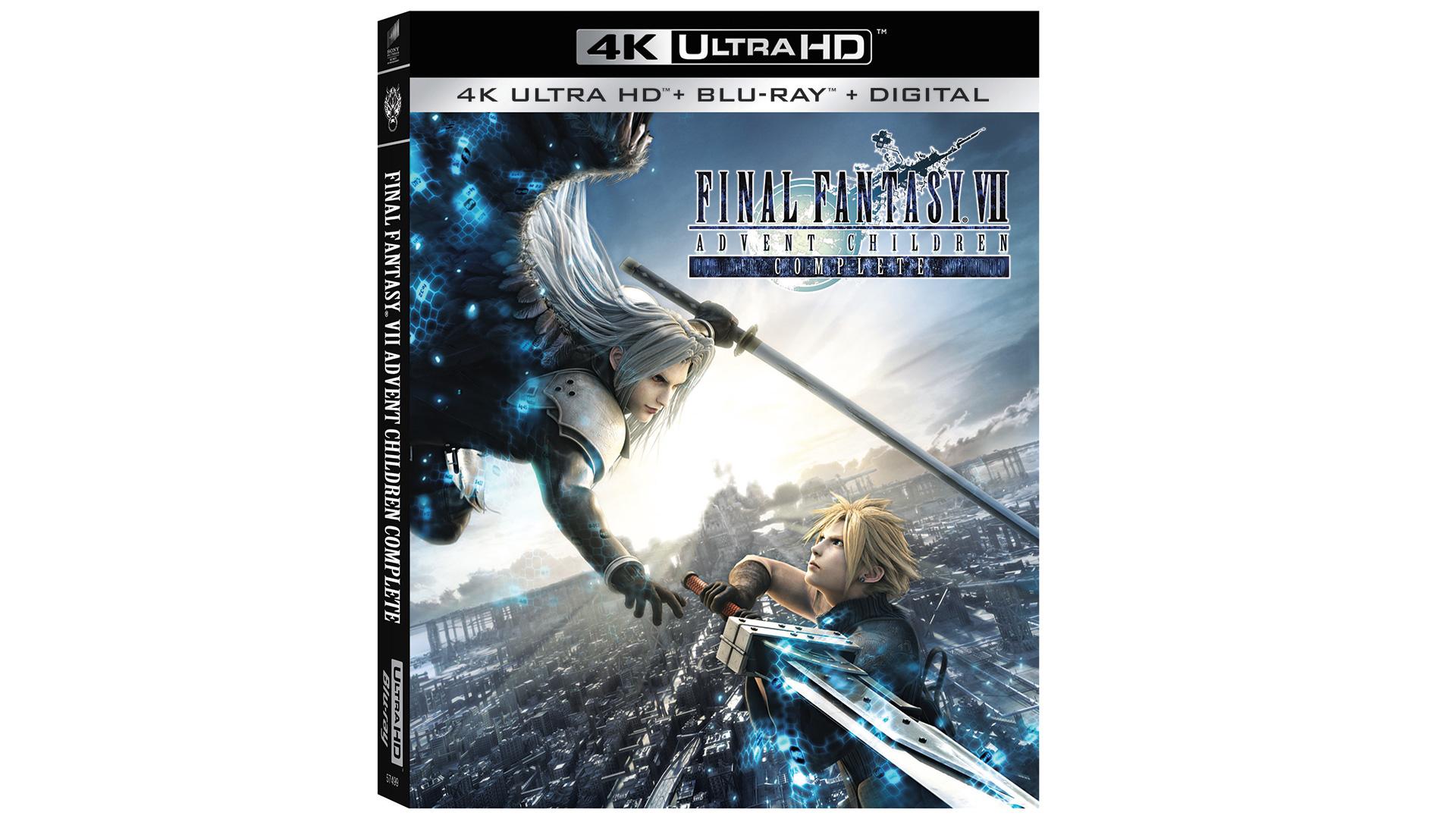 《最终幻想7:降临之子完全版》公布 支持4K、6月8日发售