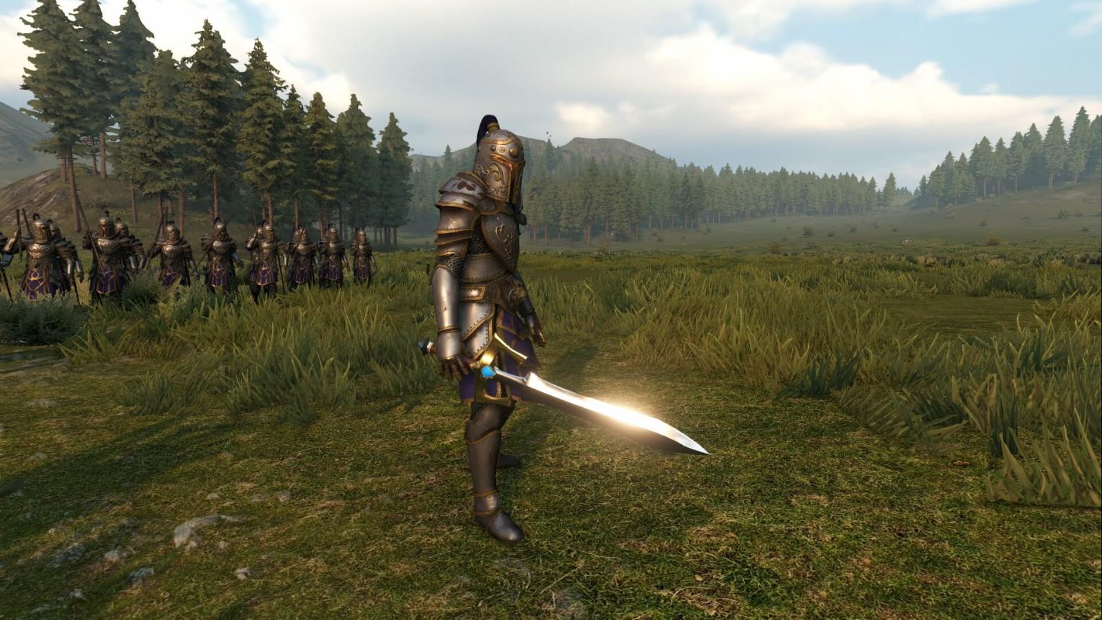 """《骑马与砍杀2》Mod""""魔兽世界"""" 目标重现艾泽拉斯"""