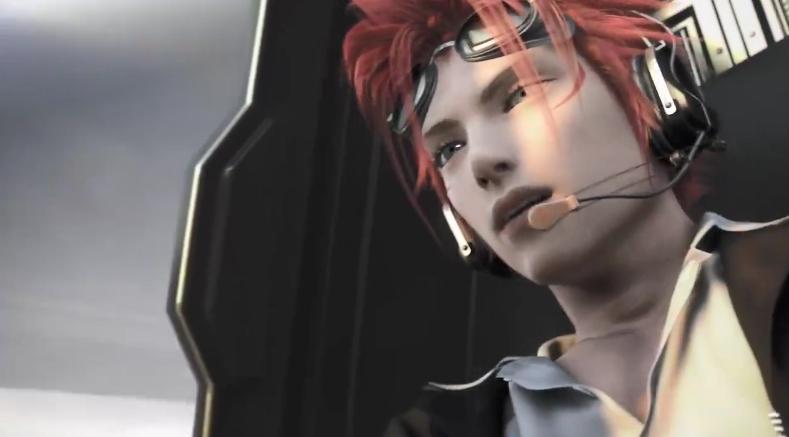 《最终幻想7:圣子降临完整版》4K蓝光版宣传预告公布