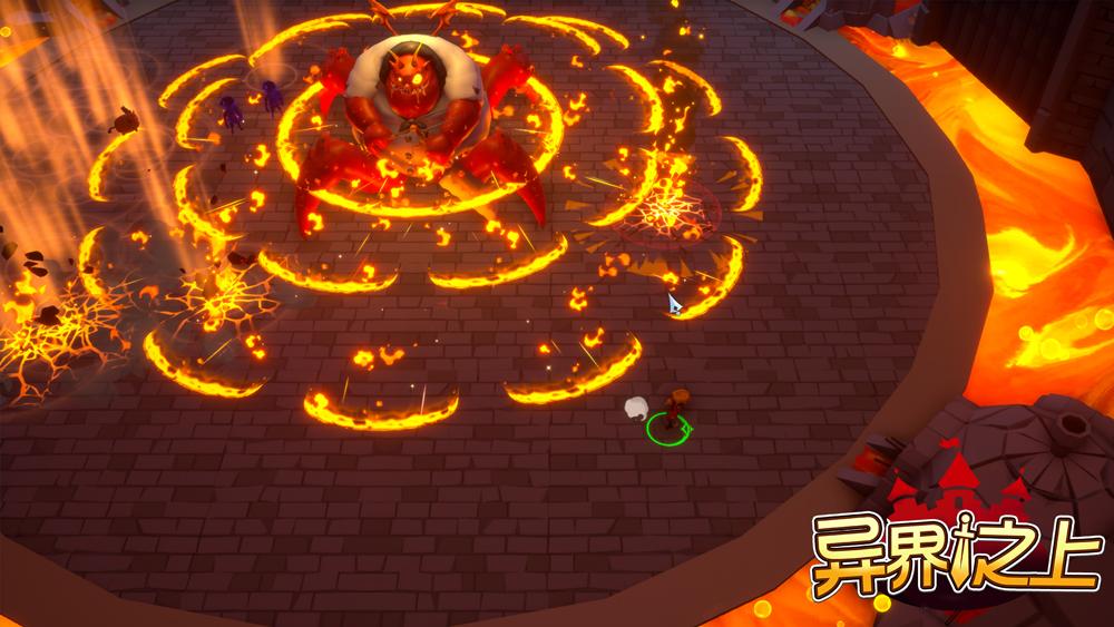 相约4月12日《异界之上》双平台EA上线