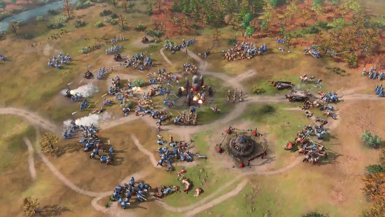 《帝国时代》前瞻发布会举行《帝国时代4》今秋推出