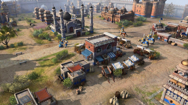 《帝国时代4》大量演示视频 发售前将封闭测试