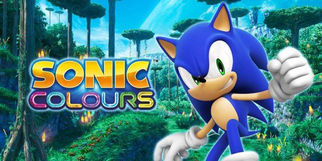 2010年ACT小游戏《索尼克:色彩》或将推出复刻版