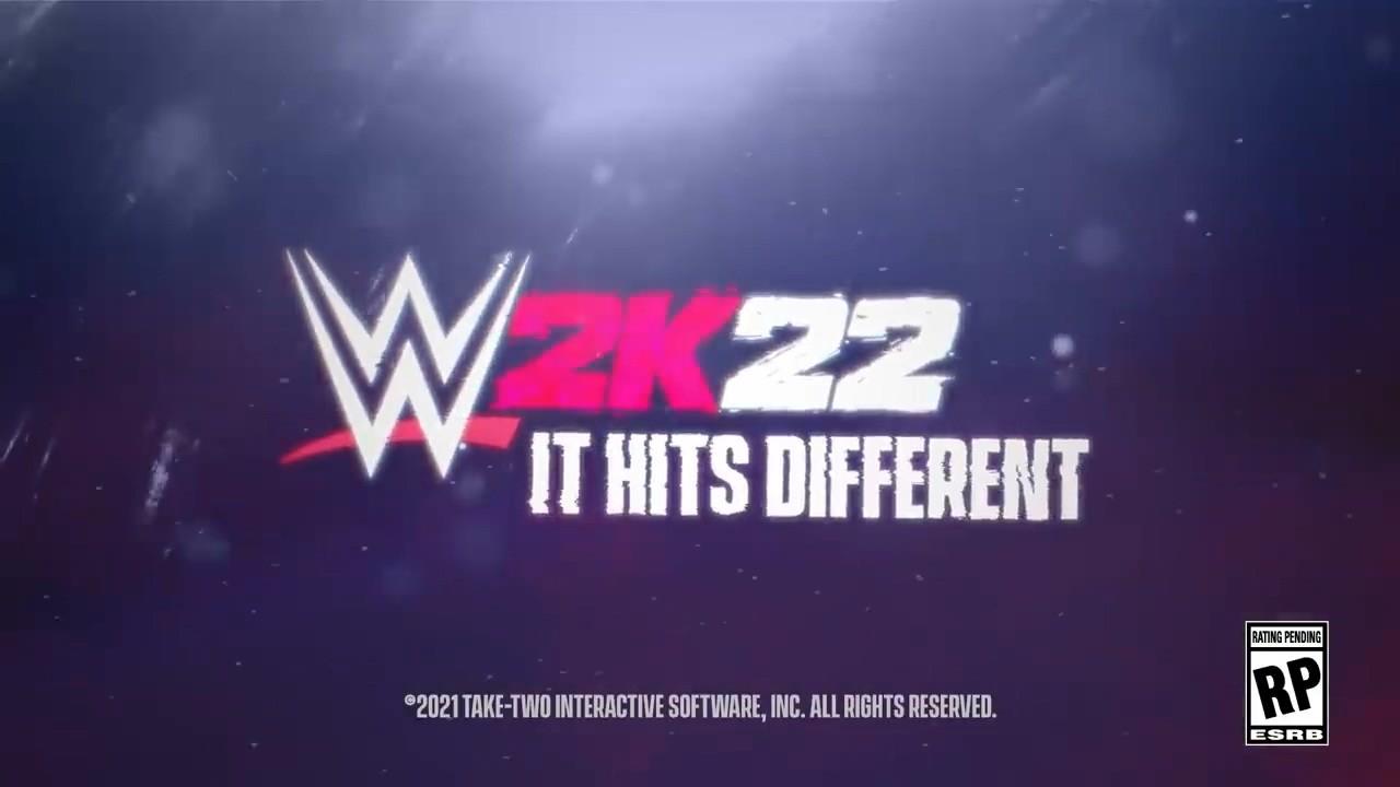 摔跤游戏《WWE 2K22》首次曝光预告 将与众不同