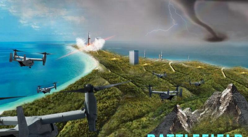 《战地6》首支预告片信息透露 将展示128人对战地图
