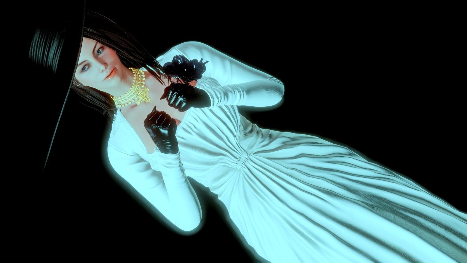 《辐射4》新Mod:《生化危机8》性感贵妇人乱入