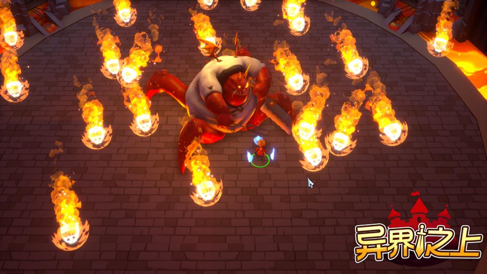 今日正式EA上线《异界之上》一起来闯荡异世界吧!