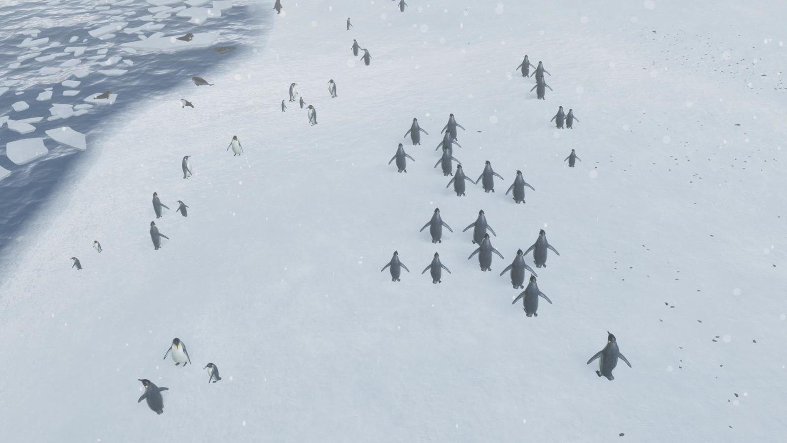 休闲探索游戏《自然本能》上架Steam 7月2日发售截图