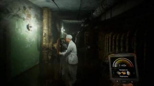 《切尔诺贝利人》游戏操作键位