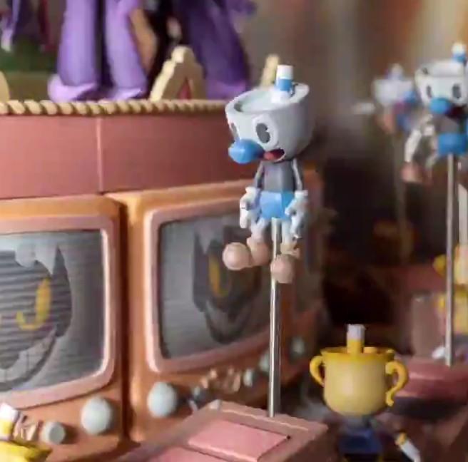 经典游戏《茶杯头》立体动画装置入驻澳大利亚博物馆