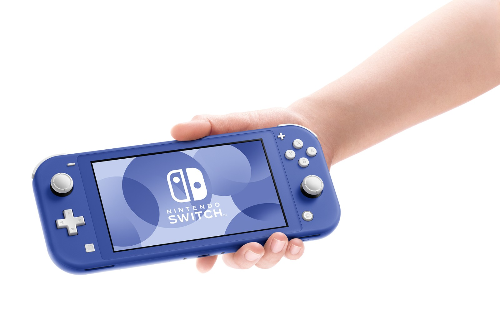 任天堂蓝色Switch Lite公开 5月21日发售