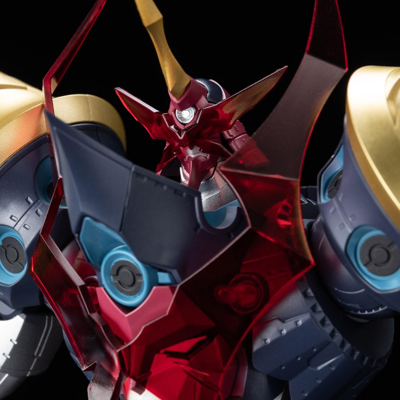 千值练 天元突破 超银河红莲螺岩 拼装模型 售价9000日元
