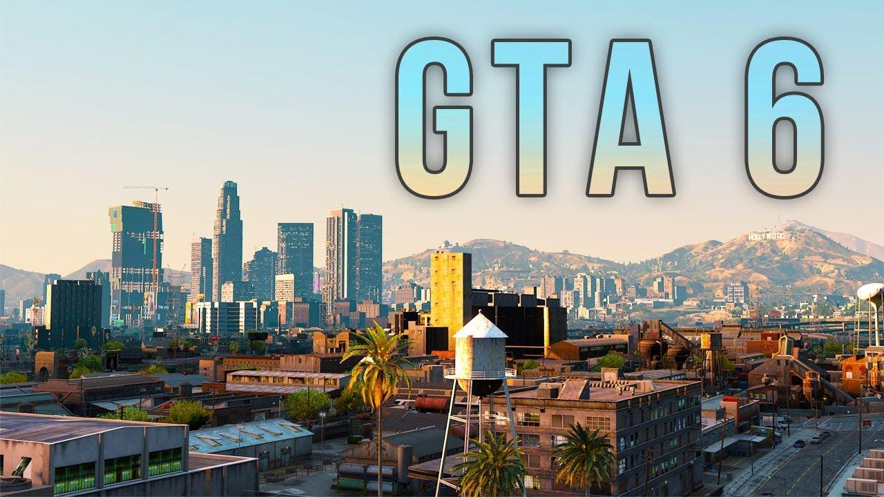 传《GTA6》并非设定在上世纪80年代而是现代