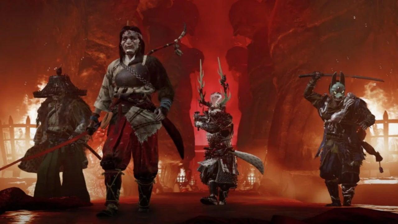 《对马岛之鬼》开发商SP新作或为多人游戏