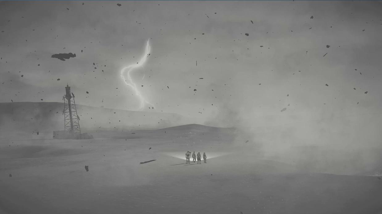 《烬土行者》4月15日发售,慢节奏的末世之旅